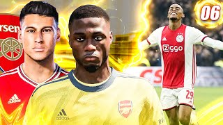 FIFA 20 CAREER MODE COACH TO GLORY #28 - AJAX WONDERKID JOINS ARSENAL!!