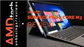 Surface Pro 4 Core m3 Review: Buy or Don't Buy?