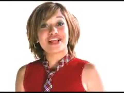 Lalaine's awkward Disney commercial outtakes