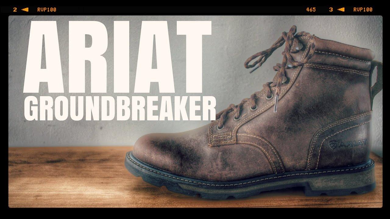 ARIAT Groundbreaker 6