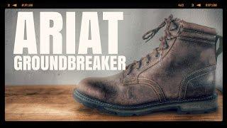 ariat groundbreaker review