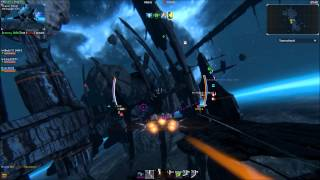 Star Conflict T3 Desert Eagle (total noob destruction)
