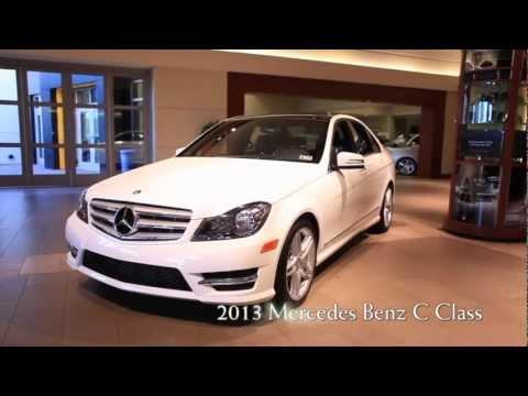 2013 Mercedes-Benz C-Class Walkaround: C250 Sport