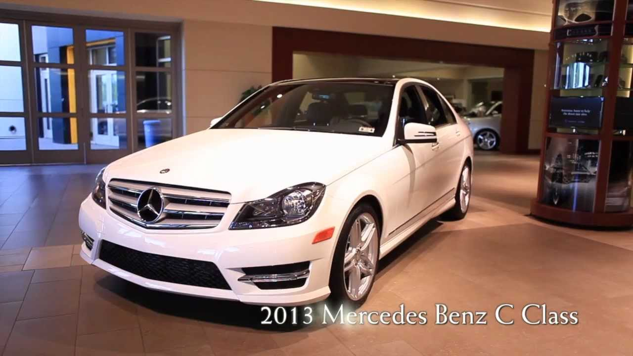 2013 mercedes benz c class review youtube. Black Bedroom Furniture Sets. Home Design Ideas