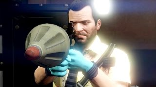 GTA 5 Die Hard - Slow Motion Kills 12