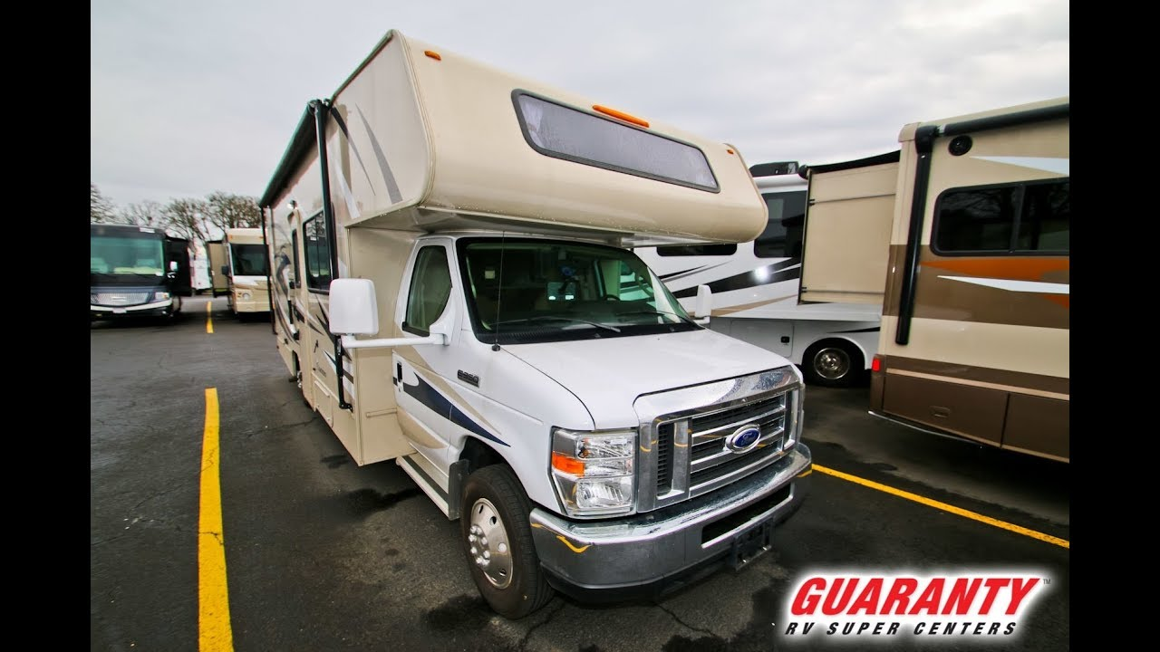 2016 Coachmen Leprechaun 260 RS Class C Motorhome Video Tour • Guaranty com