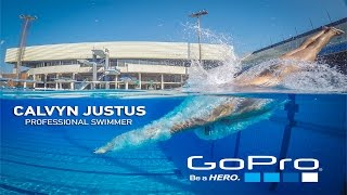GoPro - Training Day with Pro Swimmer Calvyn Justus
