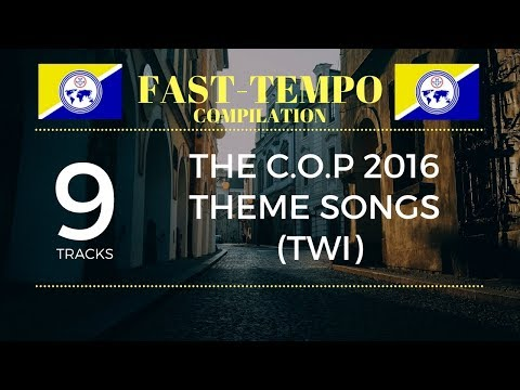 [HOT PRAISE/FAST-TEMPO COMPILATION] 2016 Pentecost Theme Songs - TWI