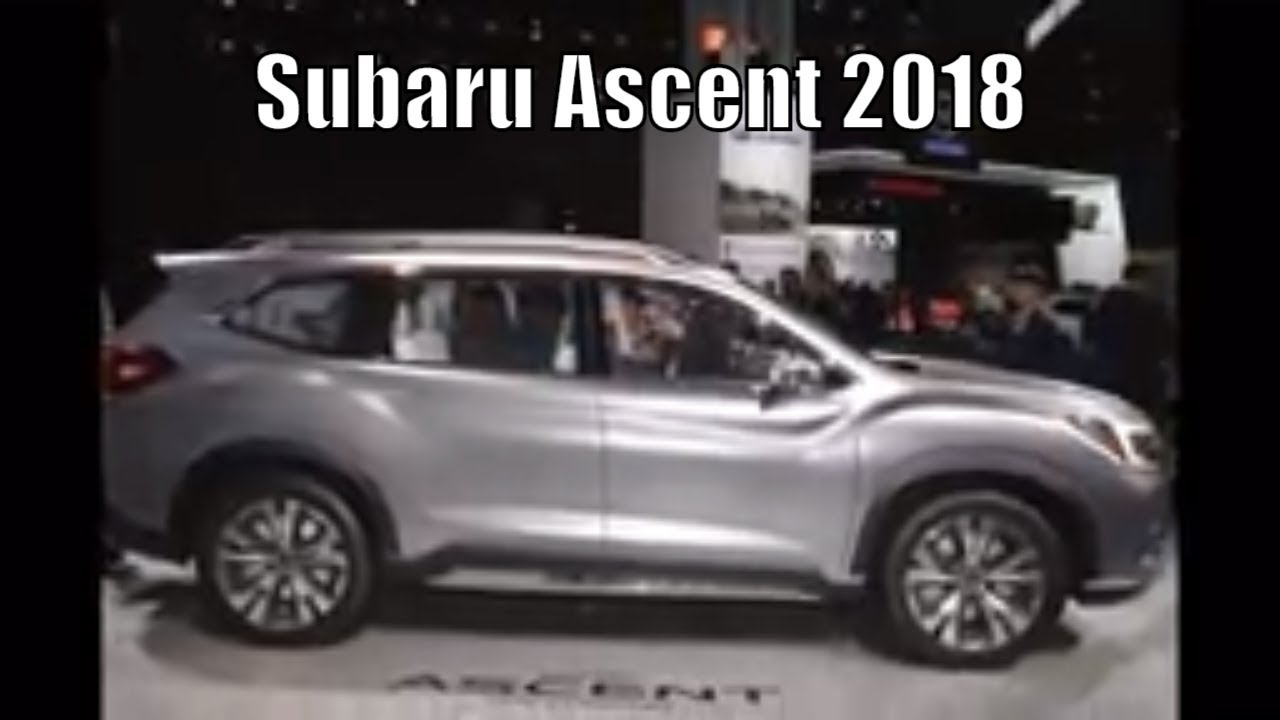 Image Result For Subaru Ascent Review Youtube
