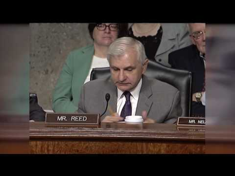 Senate Armed Services Committee Secretary of the Navy Confirmation Hearing, Part 1