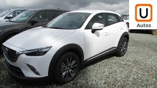 Mazda CX3 Grand Touring 2017 UNBOXING #NetUAutos