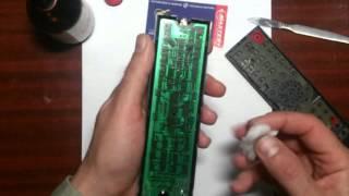 видео Как почистить пульт от телевизора