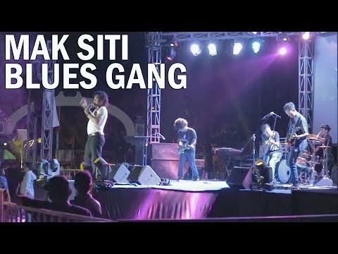 BLUES GANG - MAK SITI COVER