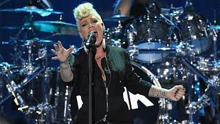 Pink to sing national anthem at Super Bowl