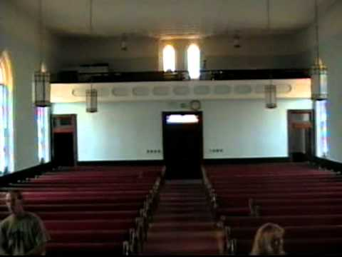 Tour Dexter Avenue King Memorial Baptist Church, Dr. Martin Luther King's First pulpit