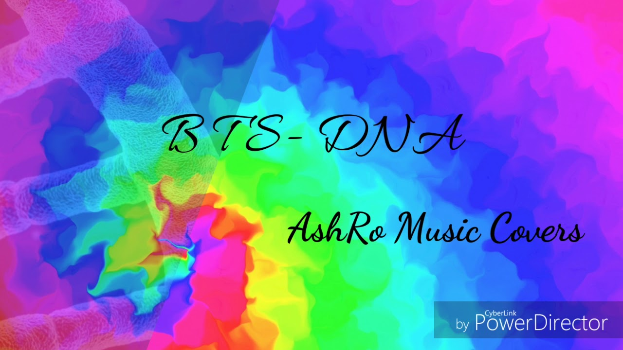 BTS | DNA | Acoustic English Cover | AshRo Music Covers
