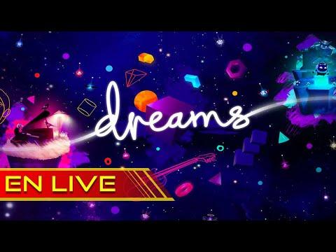 DREAMS, Devenir Un  Joueur Créateur!