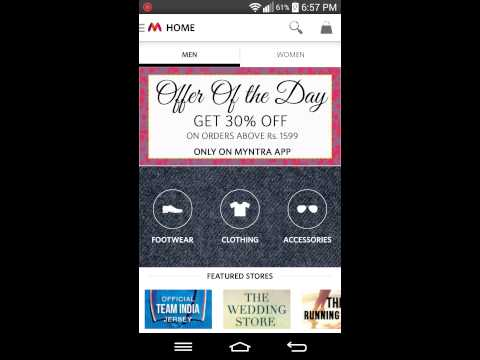 Top 10 Shopping Apps For Android In India
