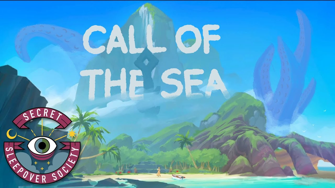 Julia and Jacob Pick up Their Ocean Phones in CALL OF THE SEA
