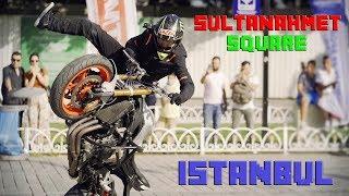 STUNTER 13 - SULTANAHMET SQUARE ISTANBUL