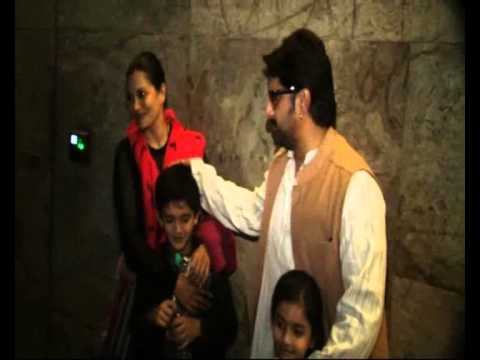 Arshad warsi's family outing
