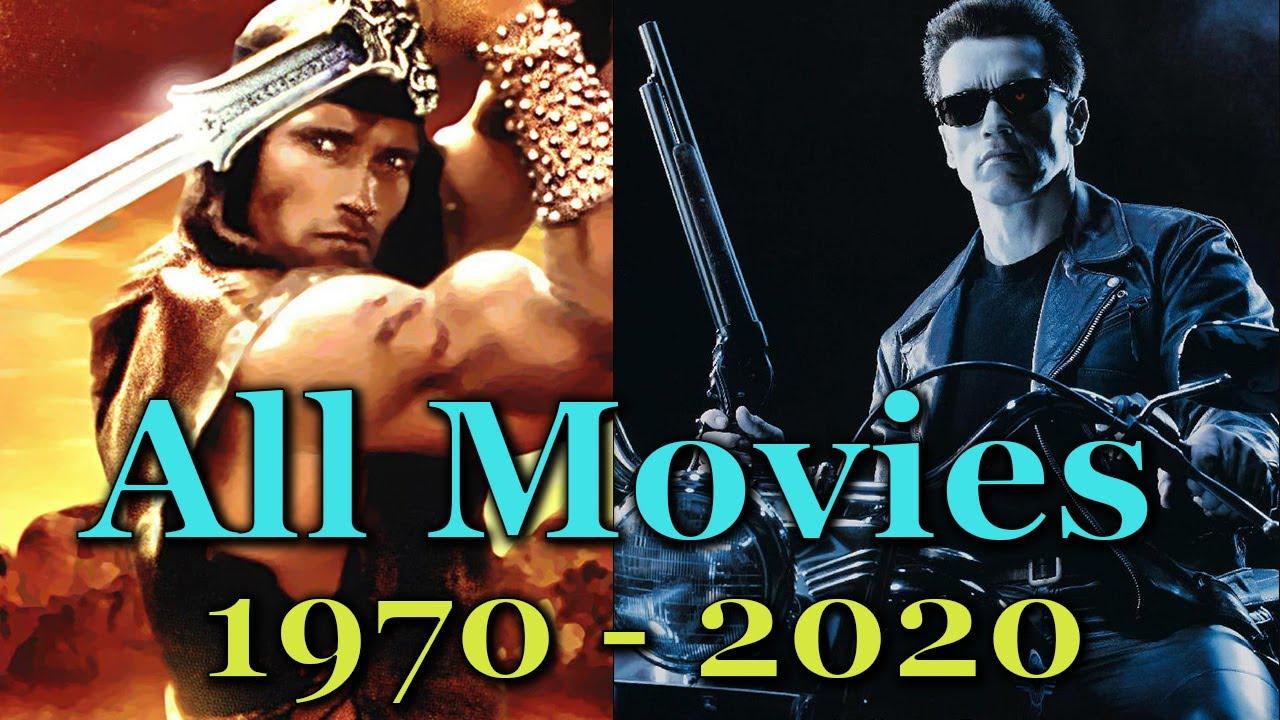 Download Arnold Schwarzenegger All Movies 1970 - 2020
