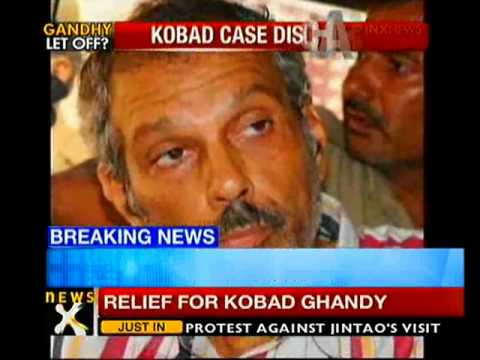 Court refuses to frame charges against Kobad Ghandy - NewsX