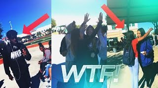 CRAZY MANNEQUIN CHALLENGE!!! (GONE WRONG AT THE END)