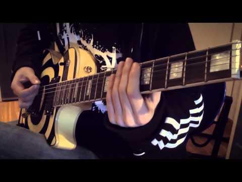 Bring Me The Horizon - Crucify Me (Guitar Cover)
