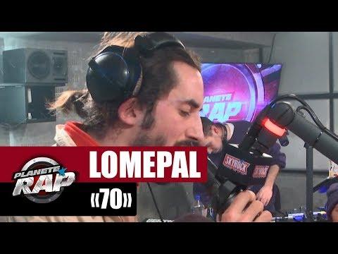 Lomepal '70' version acoustique #PlanèteRap