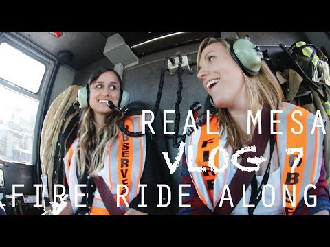 Fire And Medical Ride Along: Vlog 7