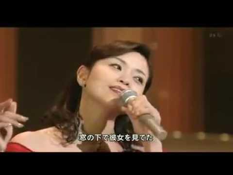 На японском песня миллион алых роз
