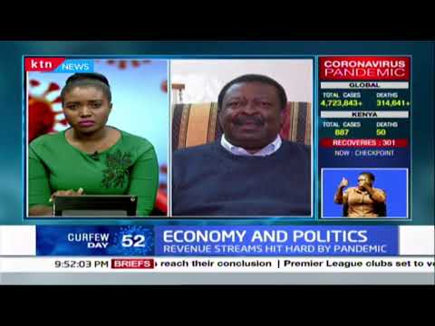 MUSALIA MUDAVADI: ANC is part of the NASA coalition, we aren\'t looking for a coalition with Jubilee