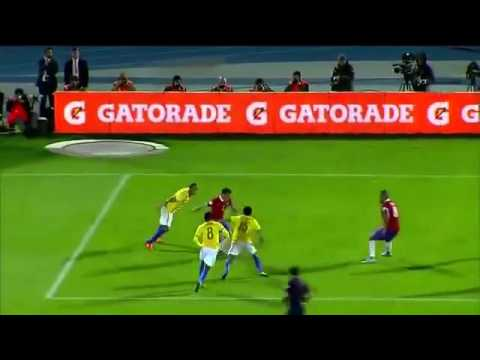 Download Chile Vs Brazil (2-0) Highlights - 2018 World Cup Qualification (CONMEBOL)