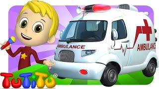 Baby Songs | Ambulance and many more | TuTiTu Songs 40 minutes special