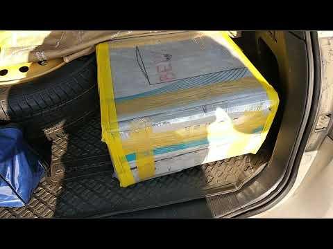 Отправка мёда транспортной компанией