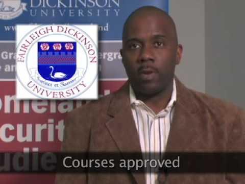 FDU Master of Administrative Science Degree: James Scott