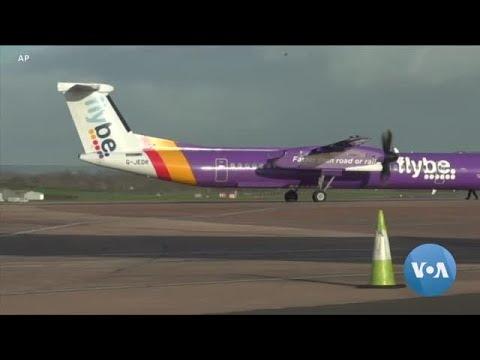Bankrupt British Airline Latest Victim Of Coronavirus