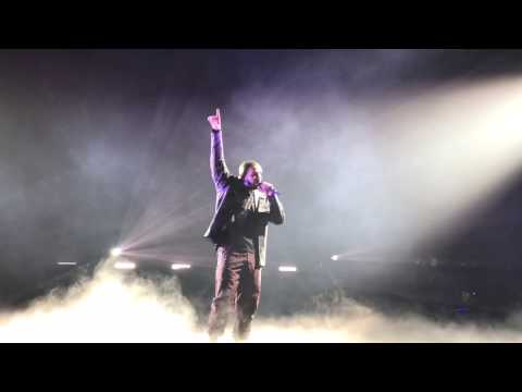Drake - Started From The Bottom @ The O2 Arena London - 30th January 2017