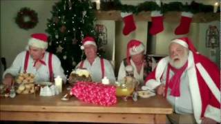 The Wurzels At Christmas!  'sleigh Ride'
