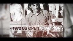 US Open Tennis Championships 50 for 50: Ilie Nastase vs. Arthur Ashe 1972 Final Highlights