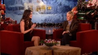 Megan Fox Reads Ellen's Astrological Sign thumbnail