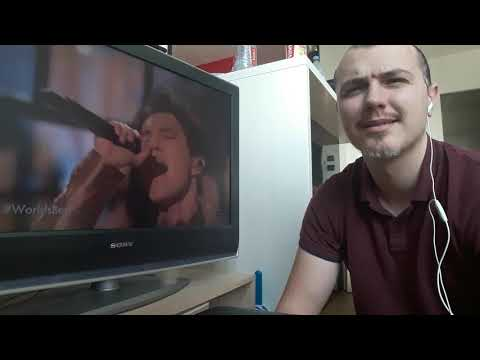 Dimash Kudaibergen - All By Myself World's Best - REACTION