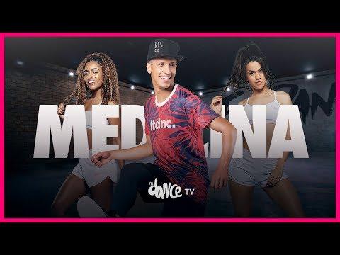 Medicina - Anitta   FitDance TV (Coreografia) Dance Video