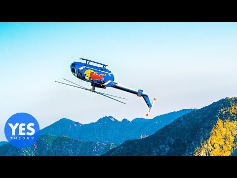 The Most Dangerous Helicopter Ride in the World