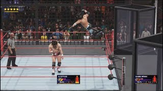 WWE 2K19 Xbox One S Gameplay
