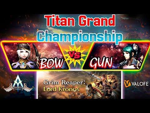 Titan 02/02/2020 PM: Semifinal - Panshop Vs XSibeliuSX - Atlantica Online Valofe