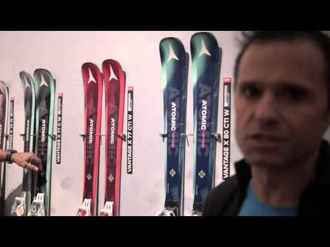 Nouveautés Ski 2017 - ATOMIC
