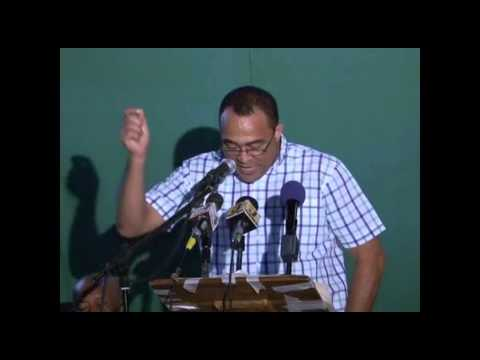 Dr. Christopher Tufton Endorses Audley Shaw for JLP Leader