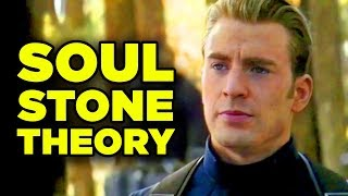 AVENGERS ENDGAME Cap Soul Stone Theory! #Debrief